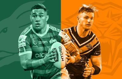 South Sydney Rabbitohs / Wests Tigers (NRL) en direct ce vendredi sur beIN SPORTS 2 !