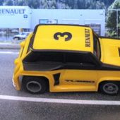 RENAULT 5 TURBO - TCR CIRCUIT VOITURE SLOTCAR - car-collector.net