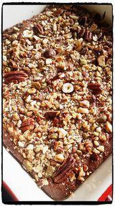 Brownie d'automne, recette au thermomix
