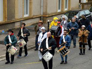 Défilé du Carnaval 2019 à Algrange