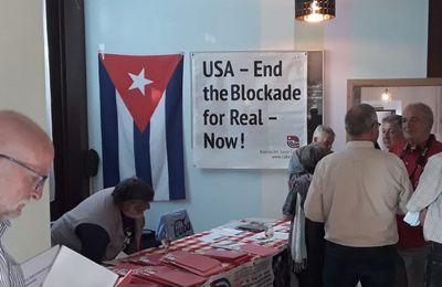 Cuba en première ligne contre le virus