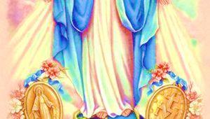 18 Novembre: inizio Novena della Beata Vergine Maria della Medaglia Miracolosa