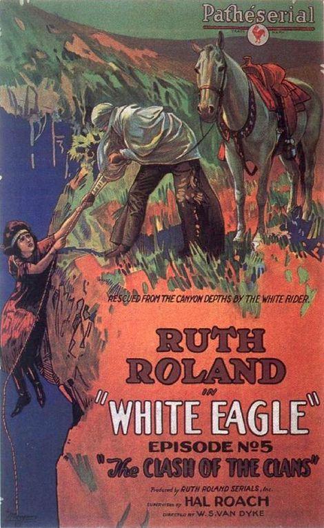 White Eagle de Un mariage mouvementé.jpg