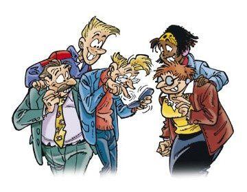 Caricatures des rencontres parents-profs