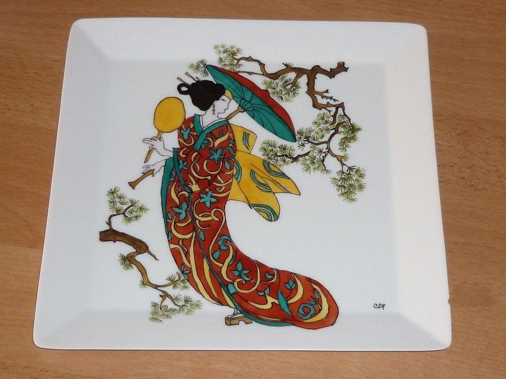 Album - peinture-porcelaine