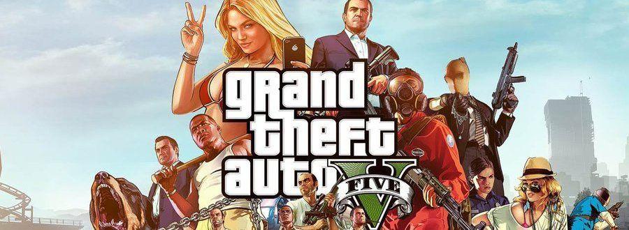 Jeux video: Date de sortie de #GTA 5 dévoilée ? #PS4 et #xbox one