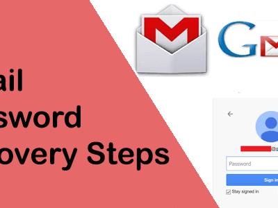 How To Reset Gmail Password With Recovery Options