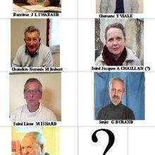 Election :  récapitulatif Canton de Barrême