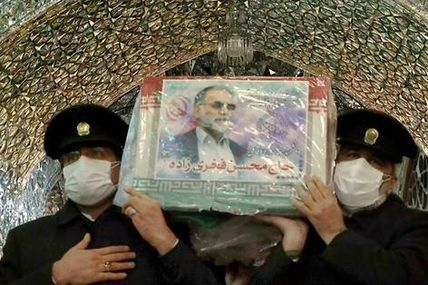 L'arme utilisée pour tuer le scientifique iranien a été fabriquée en Israël! Étonnant, non du tout !