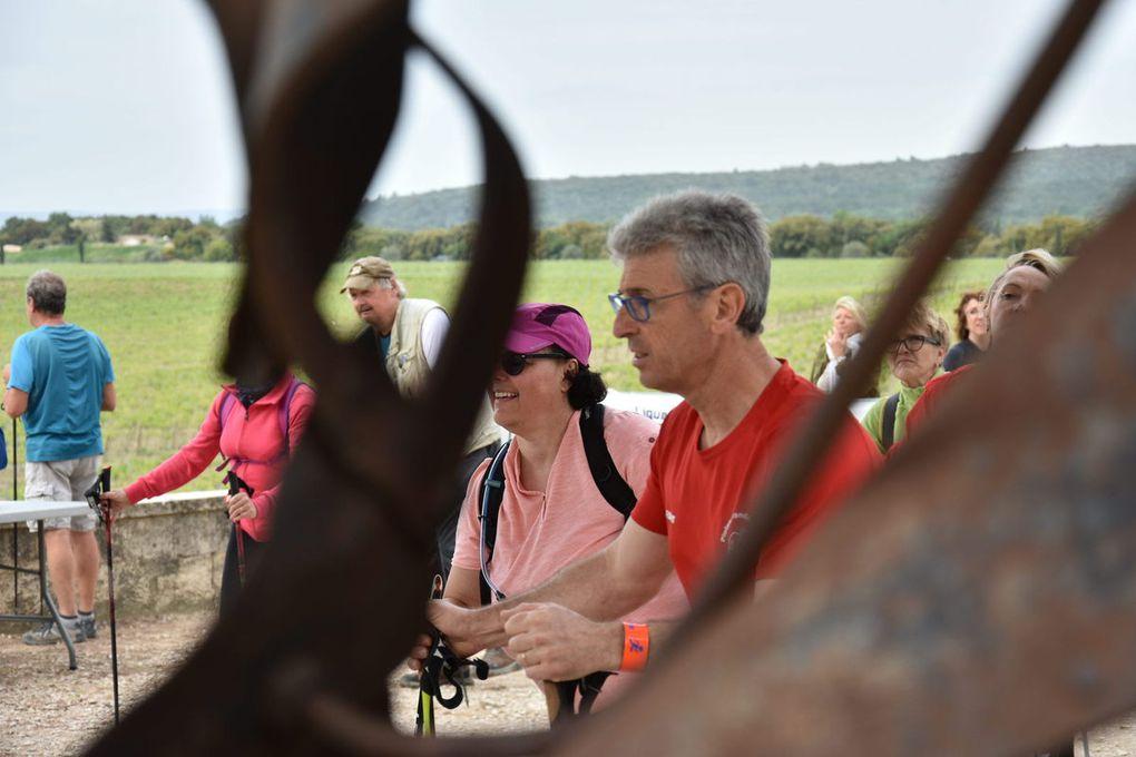 Nous avons, pour quelques un, clôturé notre semaine au Château Ruth, manifestation organisée par UAHV ouverte à tous les amoureux de la pratique. Plusieurs licenciés de la FFRP ont représenté les couleurs de leur association dans un cadre des plus agréables et dans une ambiance festive.