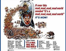 """More is More – Stanley Kramers """"It's a mad mad mad mad World"""""""