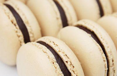 Macarons Café-Chocolat