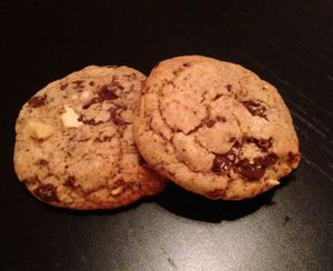 cookies maison au thermomix