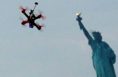 La CNN usará drones para cubrir las noticias...