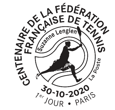 Programme philatélique 2020 tennis