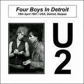 U2 -Boy Tour -18/04/1981 -Detroit -USA -Harpo's - U2 BLOG