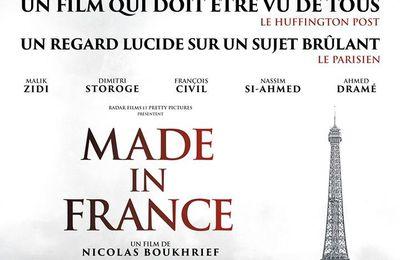 Made in France : Brillant, lucide, un film qui doit être vu de tous... oui, mais à la maison !
