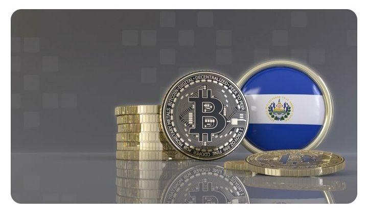 FINANCES:La crypto-monnaie devient la monnaie officielle du Salvador aux cotés du dollar américain. - The cryptocurrency becomes the official currency of El Salvador alongside the US dollar.
