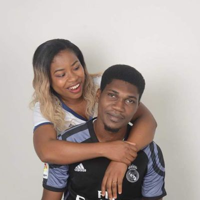 SAVE THE DATE - BOLANLE AND VALENTINE