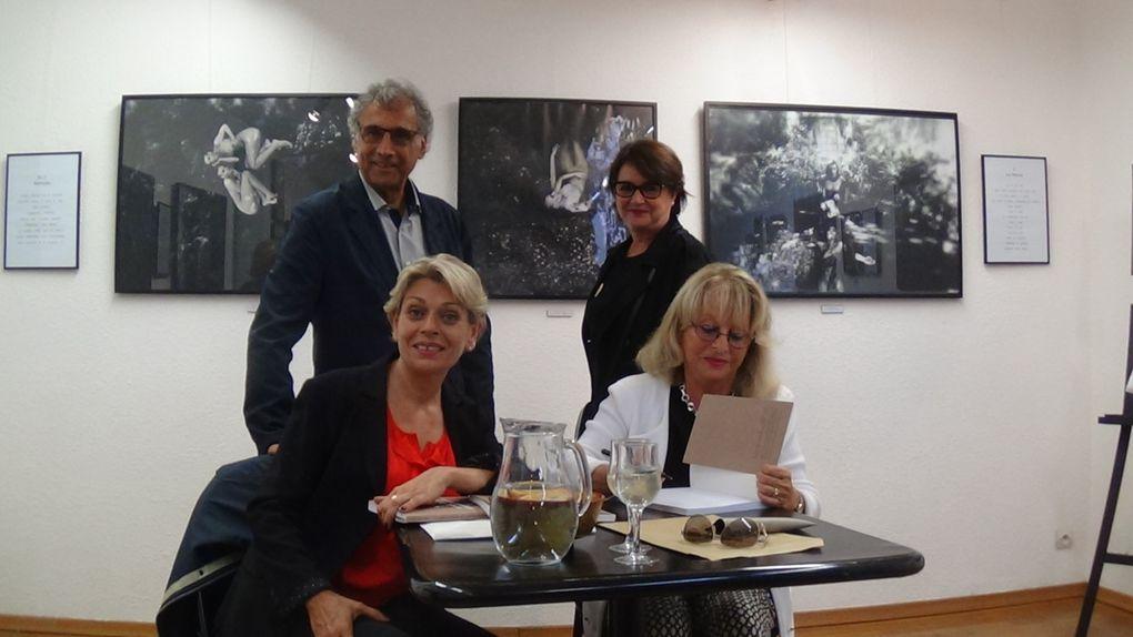 Perpignan:Un moment avec Salvador Dali, les dernières nouvelles de Michéle Vert-Nibet, présenté par Jean Casagran à la librairie Torcatis!