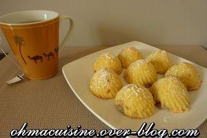 Maamouls aux noix # 2