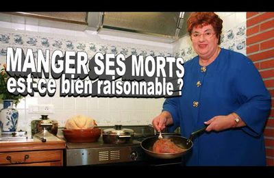 Le mangeage de morts