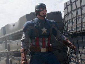 [Didn't make it playing by the rules~] Captain America : The Winter Soldier