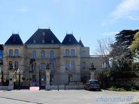 Château de la Buzine, Aubagne, voyages en camping-car