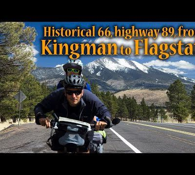 VIDEO : S01.E03 - Historical 66, highway 89, from Kingman to Flagstaff