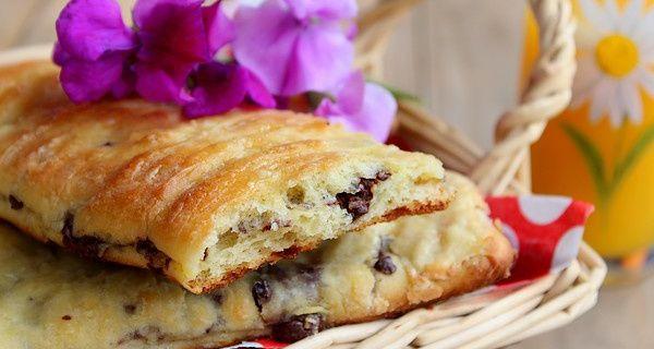 Brioches Suisses à la Crème Pâtissière & Pépites de Chocolat