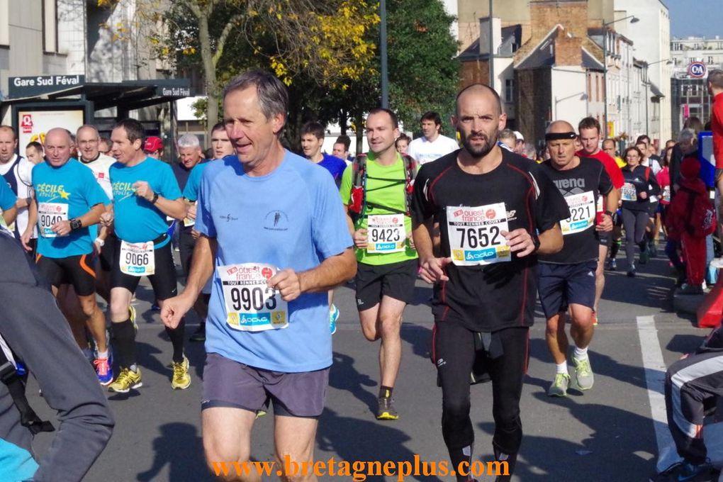 Photos de la 32ème édition de TOUT RENNES COURT 2013, qui s'est déroulé, ce dimanche 13 octobre.