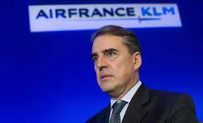 Quand le PDG d'Air France augmente son salaire de 65 %