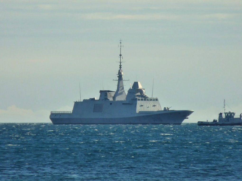 AQUITAINE  D650 , Frégate Européenne Multi Missions   - FREMM-