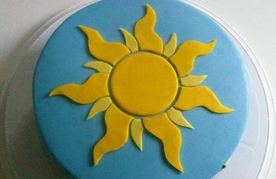 Gâteau Soleil d'été