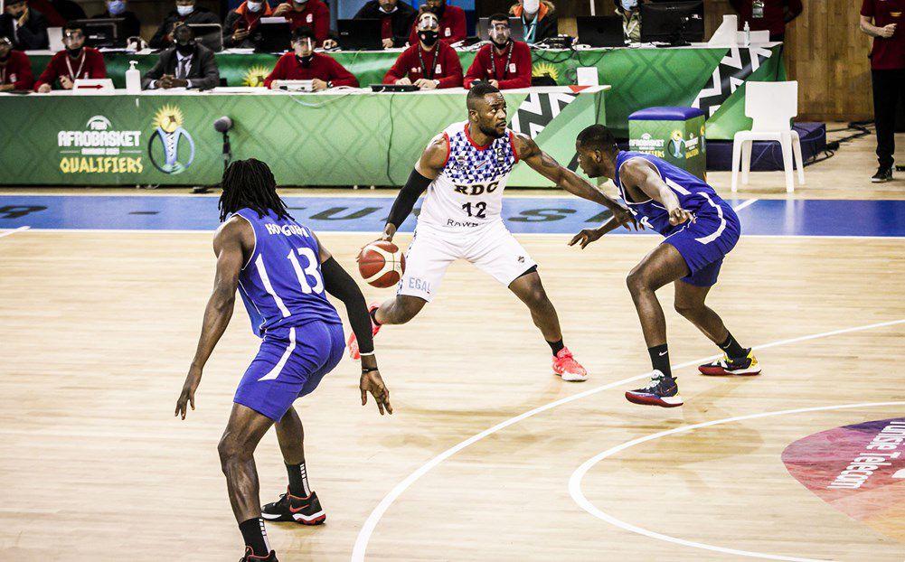 La République Centrafricaine écoeure la RDC en prolongation et se qualifie pour l'AfroBasket 2021