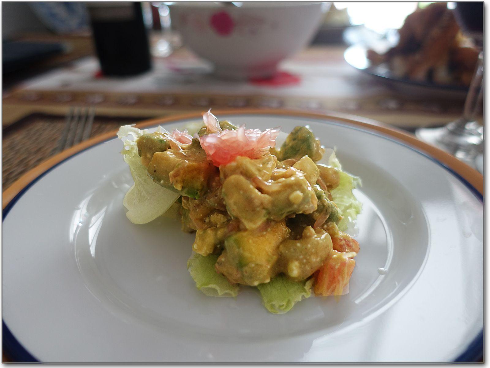 Petit repas en famille (Thaïlande)