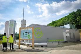 La Waga-Box et le principe de l'exploitation des gaz