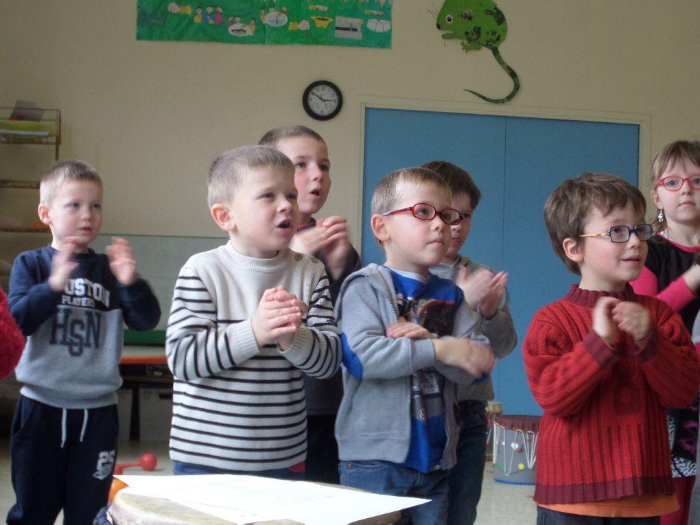 Voyage musical à l'école