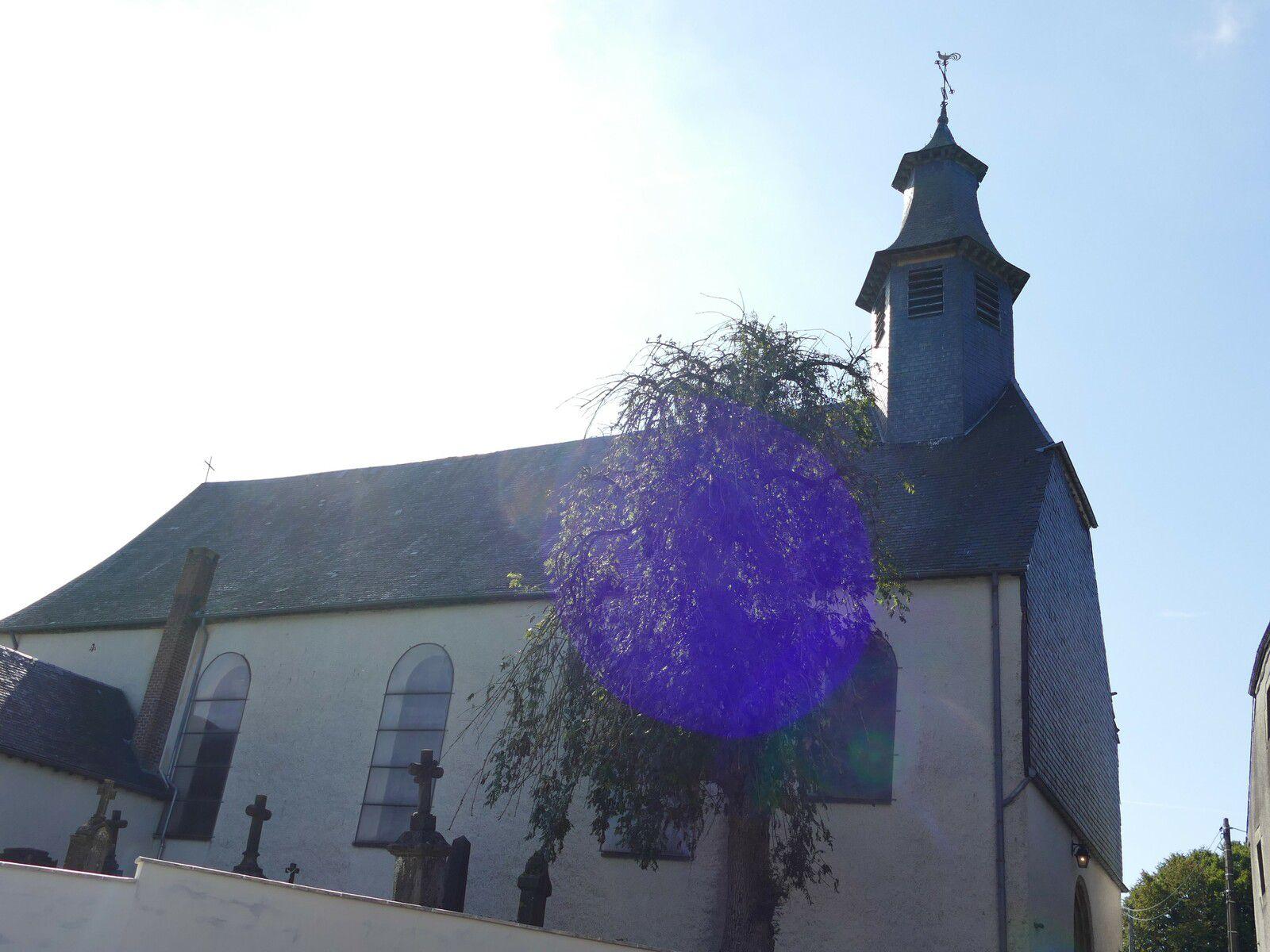 Les 300 ans pour l'église de Hamipré