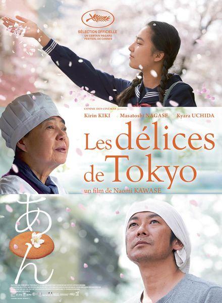 Les délices de Tokyo : un voyage émouvant au Japon