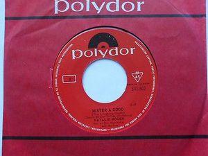 natalie rogen, une chanteuse française des années 1960 qui collabora avec claude rogen et fit carrière sous le nom de caroline