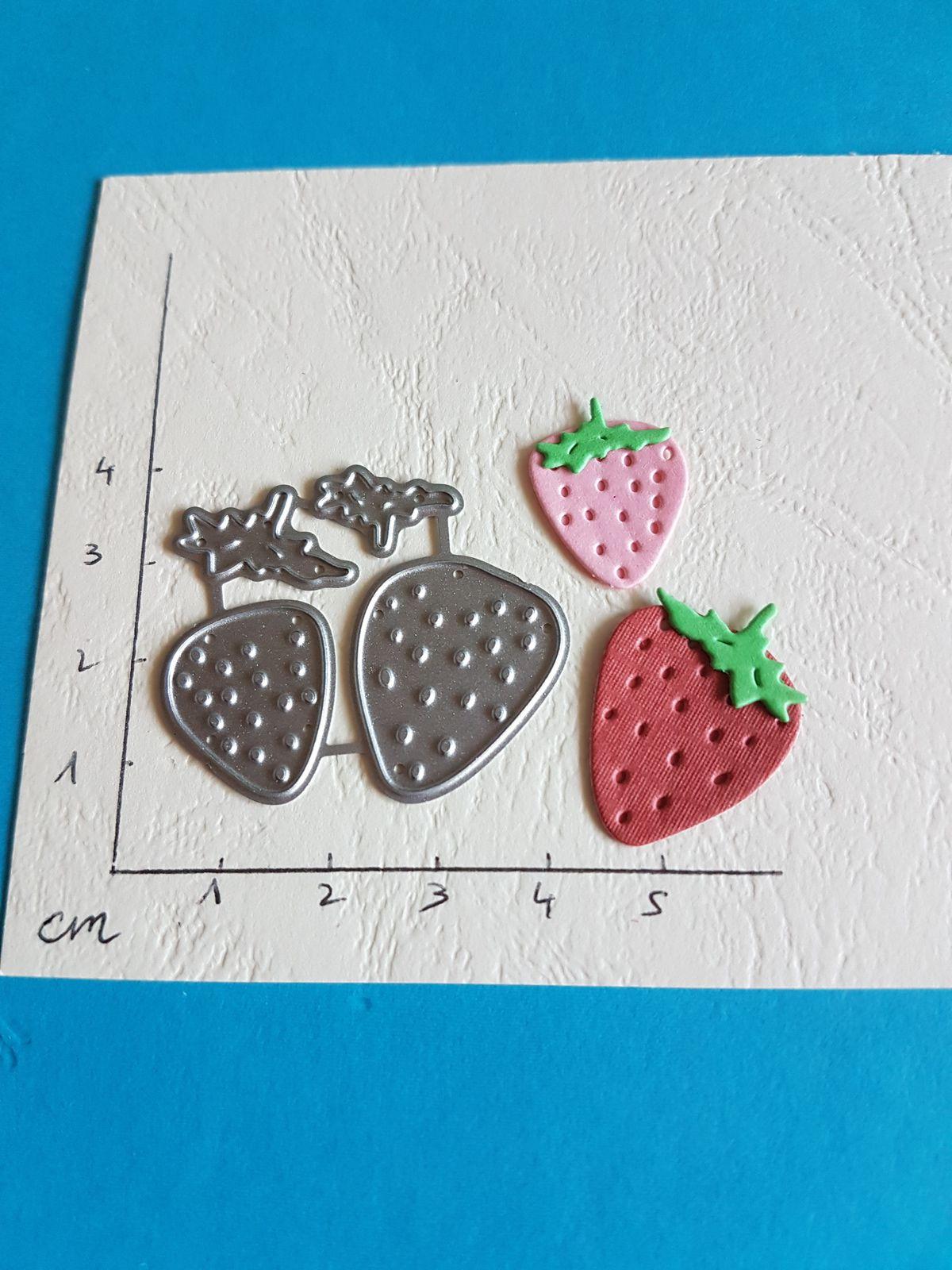 Lot 14 - fraises 2 euros
