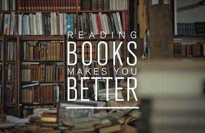 des livres partout
