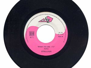 stellius, un groupe français obscur des années 1970 à dominante soul, pop, psychédélique, rock et funk