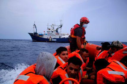 Les migrants monnaie d'échange