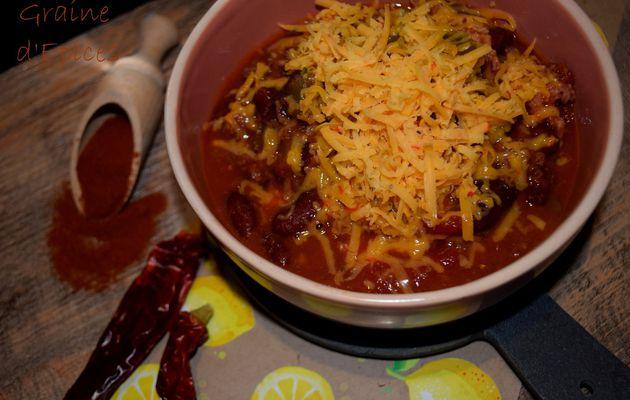Alabama Style Chili