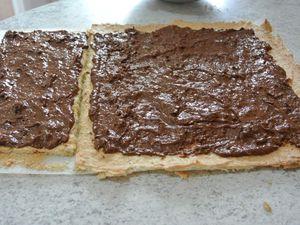 Entremets Chocolat de jacques Genin