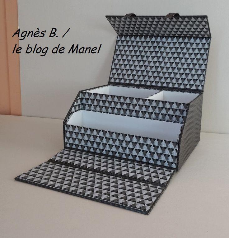 AGNES B. /ELEVE DE MANEL/ COFFRET JUSTE UN PETIT MOT