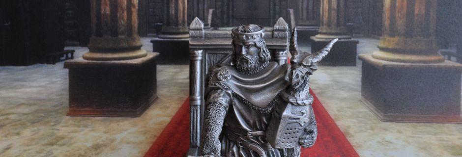 Ma Collection Légende d'Arthur - Arthur - Blog du Templier