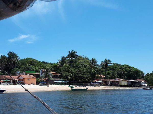 Boipeba (Brésil en camping-car)